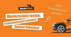MarderSICHER: teste ein ein MarderSICHER-System deiner Wahl