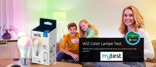 mytest: WiZ Color Smart-Home Lampe - jetzt bewerben!