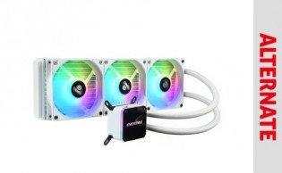 ALTERNATE: EnermaxLiqmax III ARGB 360 mm White Wasserkühlung - 4 Tester