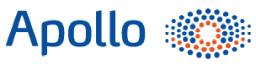 Gutscheine für Apollo